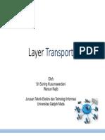 Layer Transport