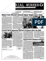 Industrial Worker - Issue #1770, December 2014