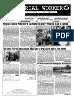 Industrial Worker - Issue #1770, December 2014