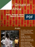 ethnic groups in africa