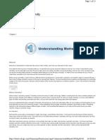 Understanding MatterLesson 1