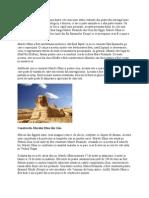 Marele Sfinx Din Giza Este Una