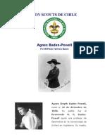 Biografía de Agnes Baden-Powell