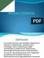 AYUDAS TECNICAS