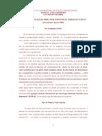 Instructivo Normas Metodologicas