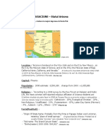 Plan de Rugaciune - Arizona