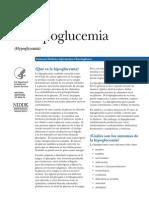 Hypoglycemia SP 508