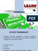 Training Ul