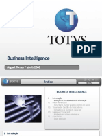 Business Intelligence - Open Meeting