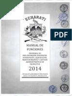 Manual Funciones Personal 2014mde