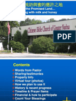 CBCGN Church Building Promotion