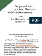 Fiqih Bunyat Al-Insan Okt2011