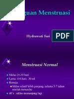 Gangguan Menstruasi 2des2014