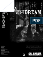 All Teachers Guide - A Midsummer Night's Dream