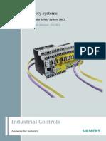 System Manual Sirius Mss 3RK3 en-US