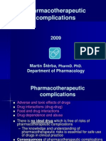 Adverse and Toxic Drug Reactions