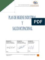 Programa de Higiene Industrial y Salud Ocupacional