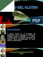 petrologia-OLIVINO