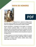 Biografia de Homeronoemi