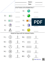 fractions visual