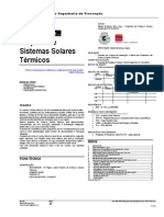 10 Pages On... Projecto de Sistemas Solares Termicos