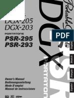 dgx205_es