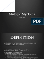 Multiple Myeloma Dimas