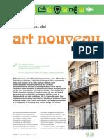 Tras Los Pasos Del Art Nouveau Belga