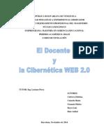 El Docente y La Cibernética Web 2.0