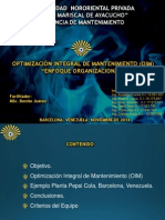 "Optimización Integral de Mantenimiento ""Enfoque Organizacional"".pdf"