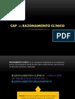 cap 23 razonamiento clínico