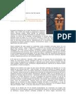 Arte prehispánico chamánico del noroeste argentino.
