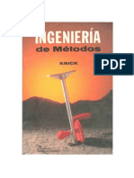 c. Krick, Ing. Métodos
