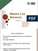 Minera Los Bronces Metalurgia