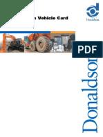 Hitachi Vehicle Card