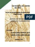 Manual de Tecnologia de Cereales