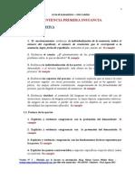 Lista de Parametros