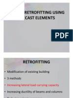 Precast -  Retrofitting