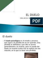 EL DUELO [Autoguardado]