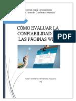 Como evaluar la confiabilidad de las paginas web.docx