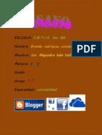 ENSAYO_brenda Rodriguez Esteban 1G