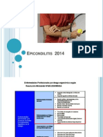 Epicondilitis 2014
