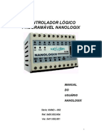 Manual Nanologix