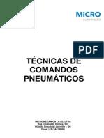 Técnicas Comandos Pneumáticos