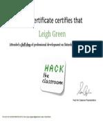 pd certificate green leighgreengmail com