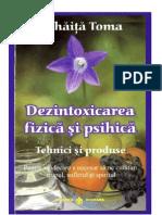 Mihaita Toma - Dezintoxicare Fizica Si Psihica