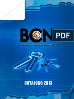 Catalogo BCN 2013