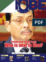 Probe Magazine Vol 13 Issue 4 (1-15 Dec 2014)