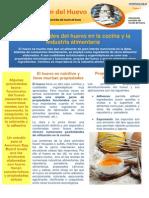 Boletin 24 2013 El Huevo y Sus Propiedades Tecnofuncionales