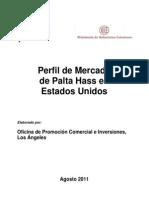 Perfil de Mercado-Palta Hass en EEUU 2011